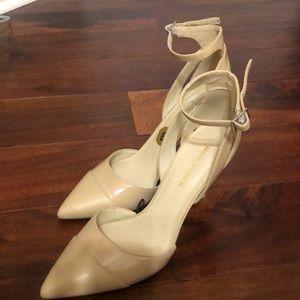 Marc Fisher Off-white Cream Heels